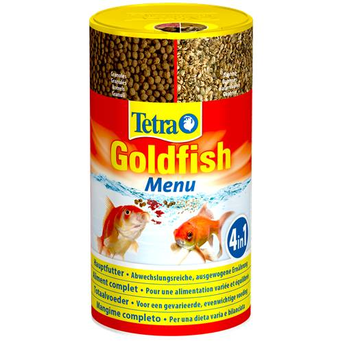 TETRA Goldfish Menu 250 ml...