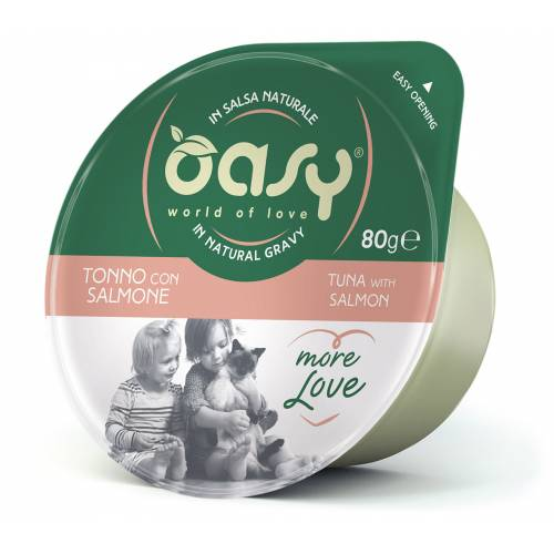 OASY MORE LOVE Cup Tuńczyk...