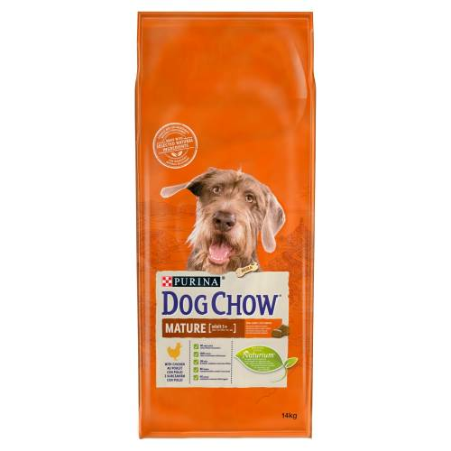 PURINA DOG CHOW MATURE...