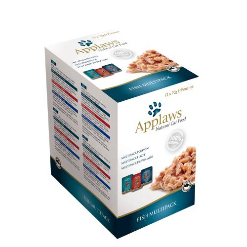 APPLAWS Fish Multipack (mix...