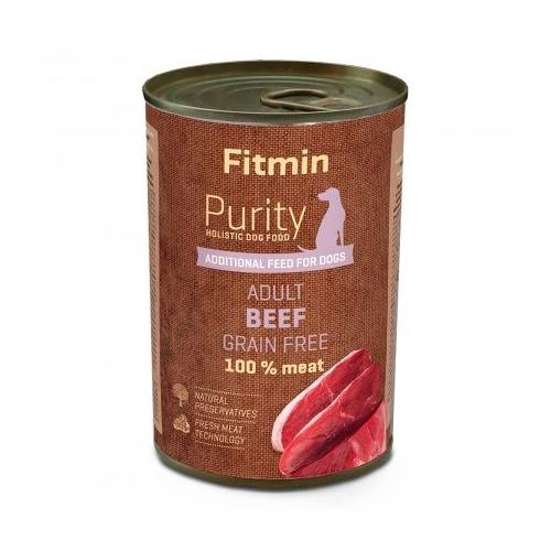 FITMIN dog Purity tin Beef...