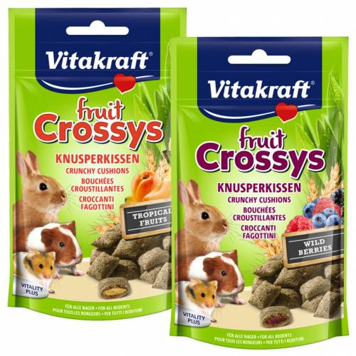 VITAKRAFT FRUIT CROSSYS 50g...