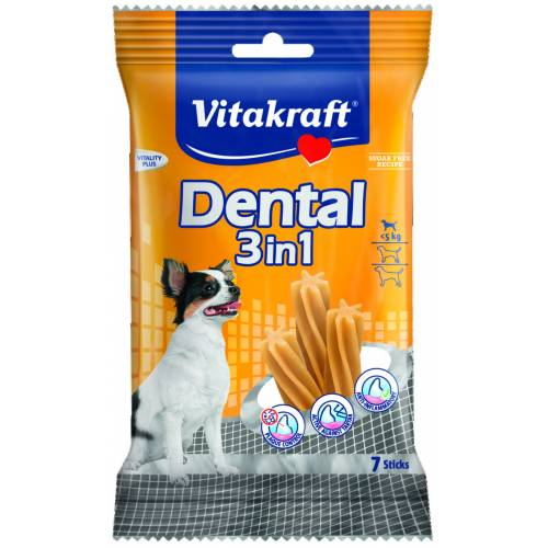 VITAKRAFT DENTAL 3w1 XS...
