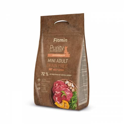 FITMIN dog Purity GF Adult...