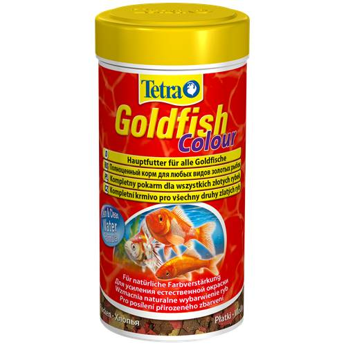 TETRA Goldfish Colour 250...