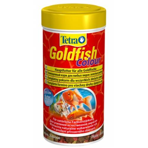 TETRA Goldfish Colour 100...