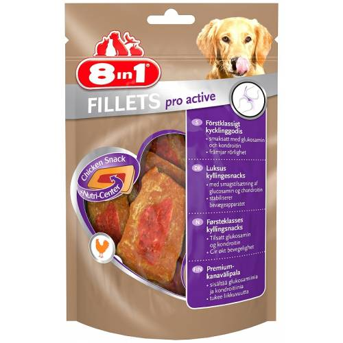 8in1 Przysmak Fillets pro...