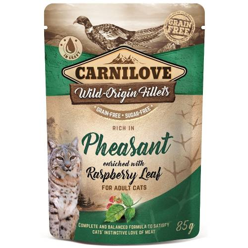 CARNILOVE CAT POUCH ADULT...
