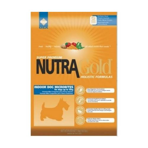 NUTRA GOLD HOLISTIC IN MB...