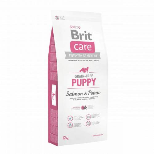 BRIT CARE GRAIN-FREE PUPPY...