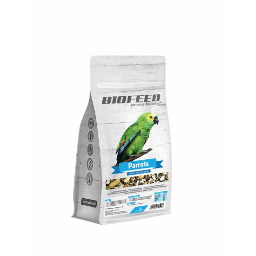 BIOFEED Basic Parrots -...