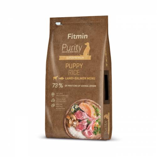 FITMIN dog Purity Rice...
