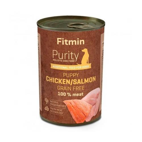 FITMIN dog Purity tin Puppy...