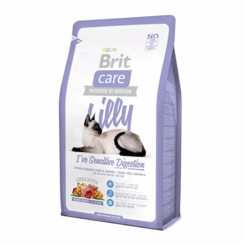 BRIT CARE CAT LILLY I'VE...