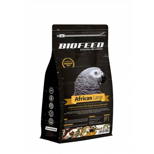 BIOFEED Premium African...