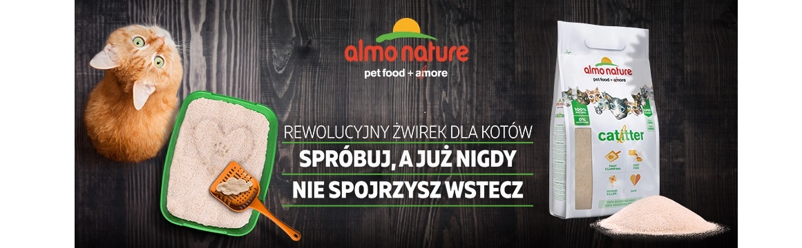 Żwirek Almo Nature Cat Litter